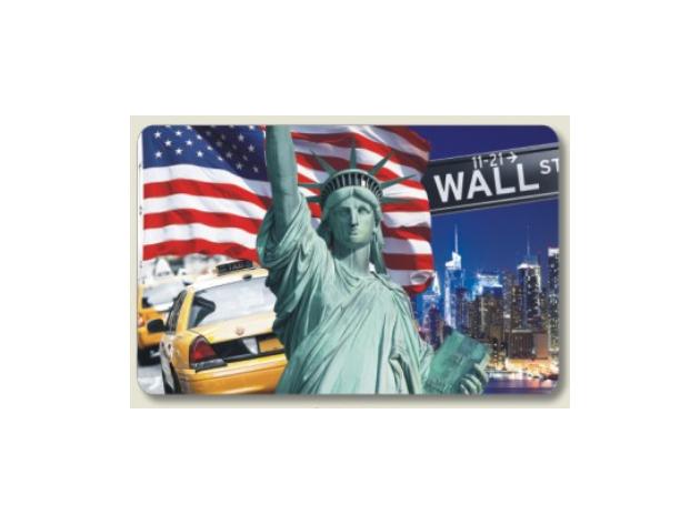 New York lábtörlő