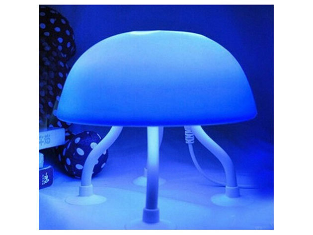 Medúza alakú hangulatlámpa