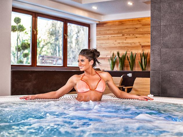 Sárvár - 3 vagy 4 napos pihenés 2 főre félpanziós ellátással, Arborétum belépővel és egyéb kedvezményekkel a négycsillagos Hotel Bassiana****-ban!