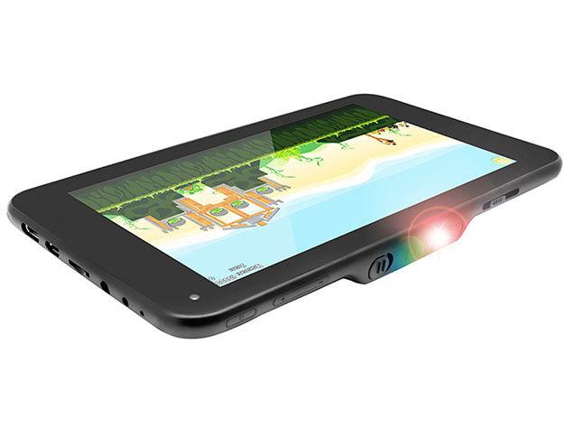SmartQ U7 tablet - projektor