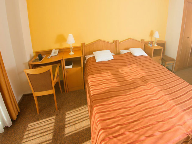 Mohács - 3 nap 2 éjszaka pihenés 2 fő részére félpanziós (reggeli-vacsora) ellátással a Hotel Szent János superiorban