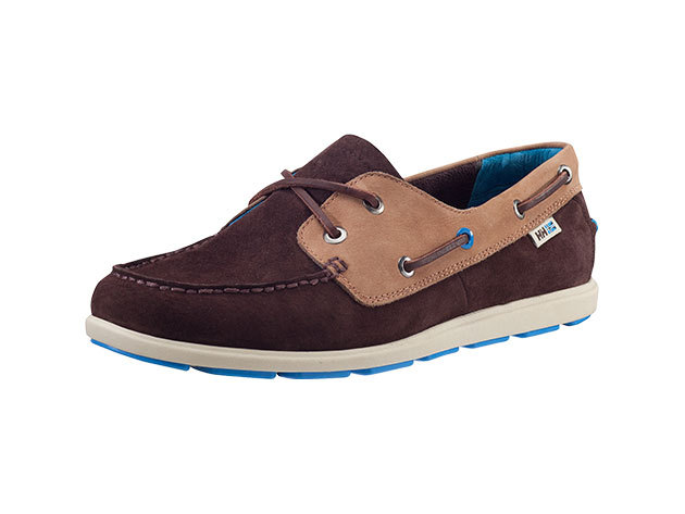 Helly Hansen DANFORTH 2 COFFEE BEAN / WOODSMOKE / EU 44.5/US 10.5 (11128_710-10.5)