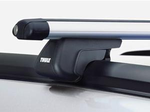 Thule tetőcsomagtartó tetőkorlátos autókhoz