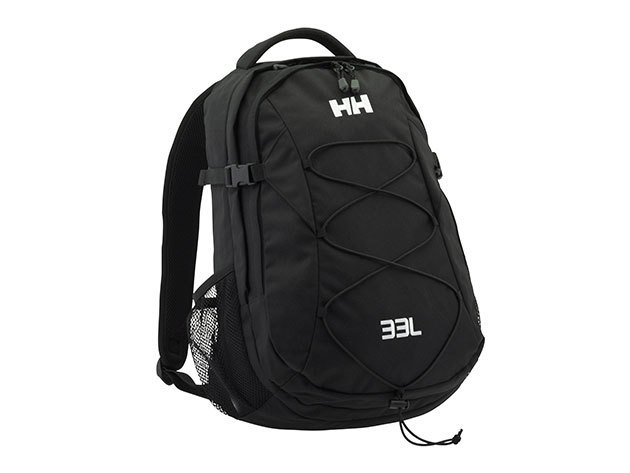 Helly Hansen DUBLIN BACK PACK BLACK STD (67029_990-STD)