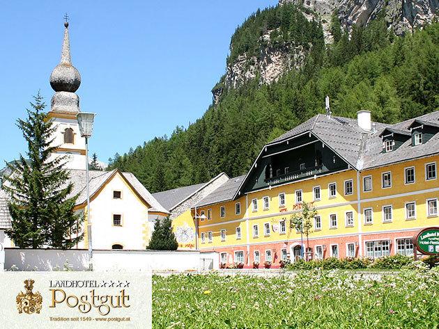 Salzburg, Ausztria - OBERTAUERN! 4 Nap/3 éjszaka szállás félpanzióval - Hotel Postgut**** Tweng