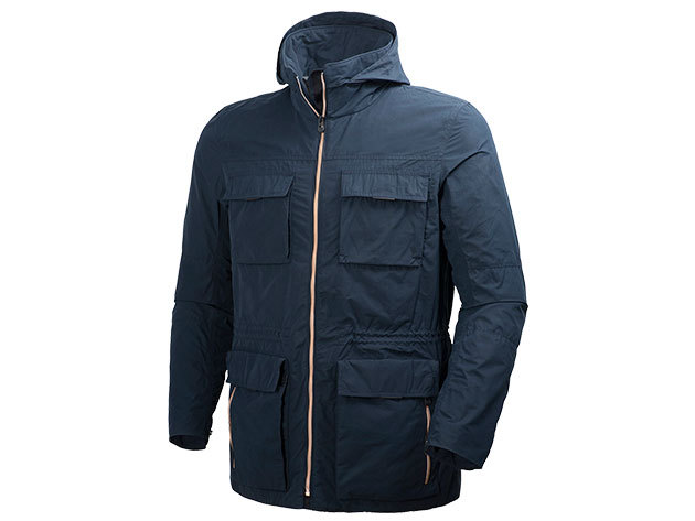 Helly Hansen ASK SPRING PARKA NAVY L (62490_597-L)