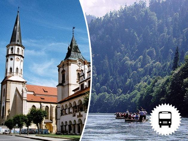 Dunajeci tutajozás, Zakopane, Lőcse, Késmárk - buszos utazás 1 éjszaka szállással és reggelis ellátással / fő