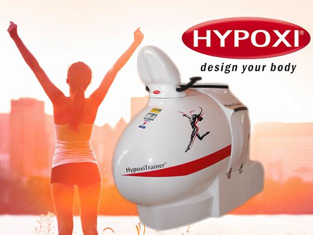 6 x 45 perc Hypoxi kezelés