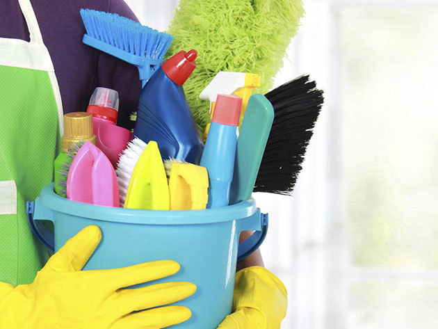 Nagytakarítás otthon vagy az irodában 50-100nm +\- 10nm