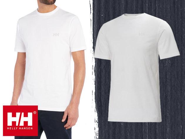 Helly Hansen HH BASIC T - férfi póló 100% pamutból, fehér színben, M, L és XL méretben