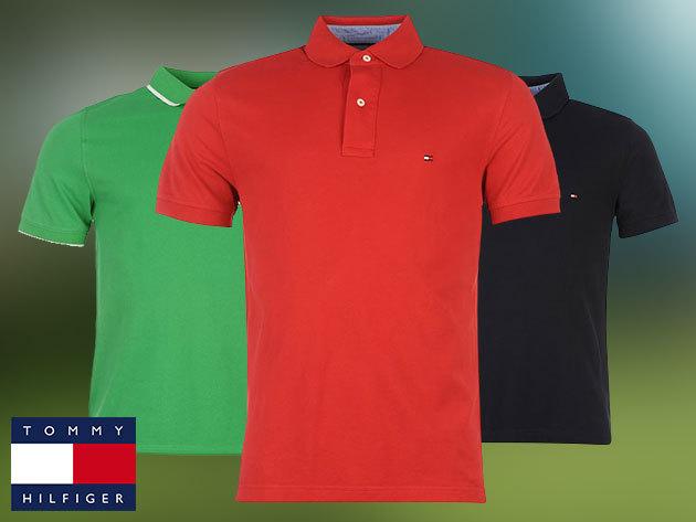 5179987c72 Tommy Hilfiger férfi galléros pólók 100% pamutból, S-XL méretben - kortalan  stílus, prémium minőség