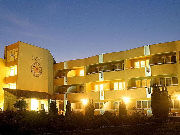 3 nap 2 éjszaka szállás 2 felnőtt reggeli ebéd, vacsora Zalakarosi kényeztetés a Belenus Thermalhotel***