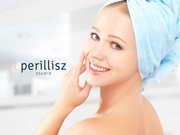 Hydra Skin vízmegkötő arckezelés hideg-lézeres technológiával a gyors mélyhidratálás érdekében a hamvas üde arcbőrért, 1 vagy 3 alkalommal - a Ferenciek terénél / Perillisz Stúdió