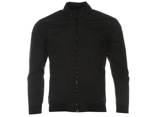 Pierre Cardin Water Resistant Jacket Mens_black_férfi vízálló széldzseki, 609020 - XXL