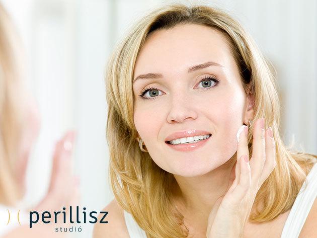 Anti-aging kezelés a bőröregedés visszafordításáért Q10 szérummal, 1 vagy 3 alkalommal, érett bőrre - a Ferenciek terénél / Perillisz Stúdió