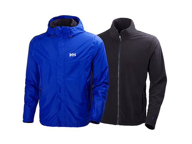 Helly Hansen HUSTAD CIS JACKET CLASSIC BLUE M (62467_533-M)