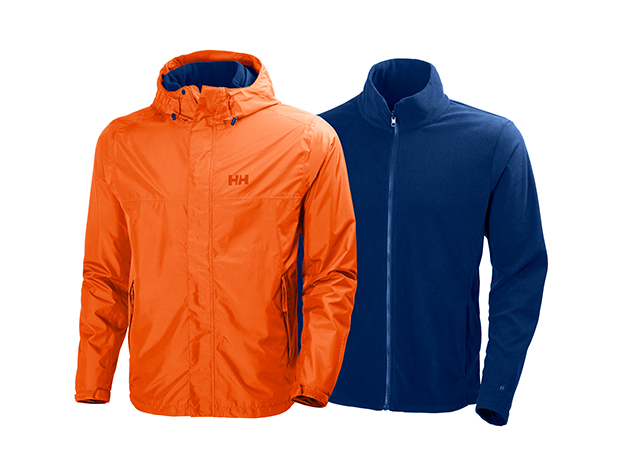 Helly Hansen HUSTAD CIS JACKET MAGMA XXL (62467_817-2XL)