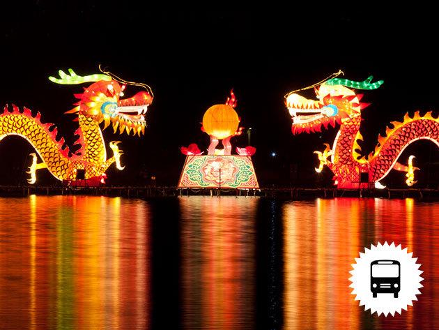BÉCS – A kínai Újév fesztiválja! Buszos kirándulás, október 8-án városnézéssel, majd szórakozással / fő