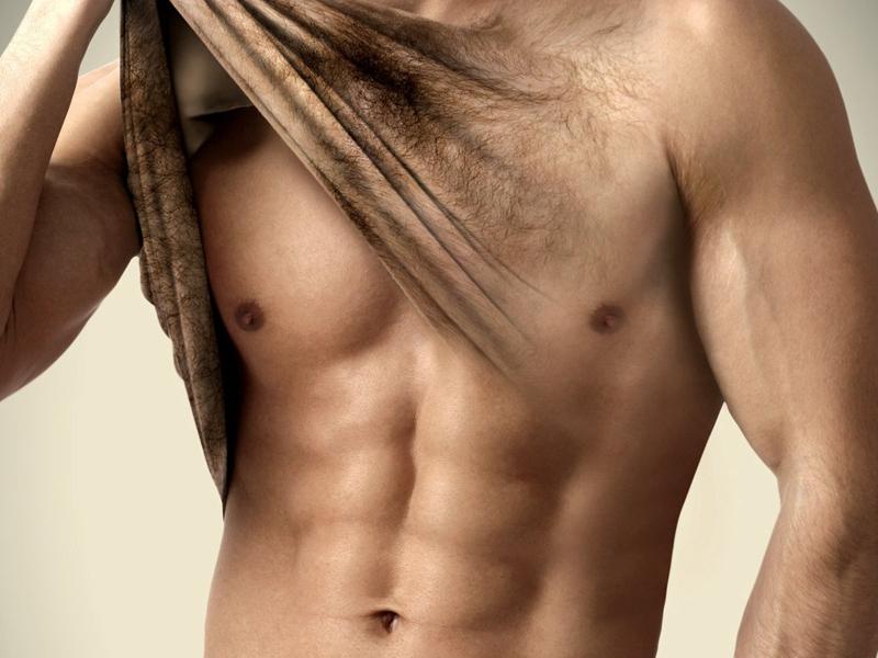 Villanófényes végleges szőrtelenítés választható testrésszel - 3 alkalom - Férfi