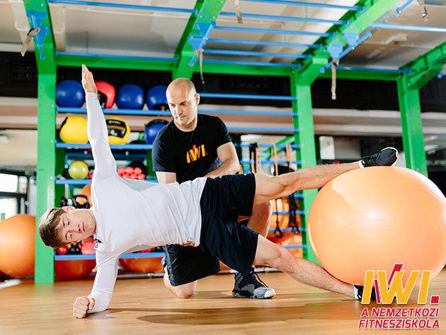 Államilag elismert OKJ-s Fitness tréner és intruktor képzések - Budapest, Győr, Debrecen, Szeged és Pécs - októberi és novemberi kezdés - IWI Nemzetközi Fitnesziskola