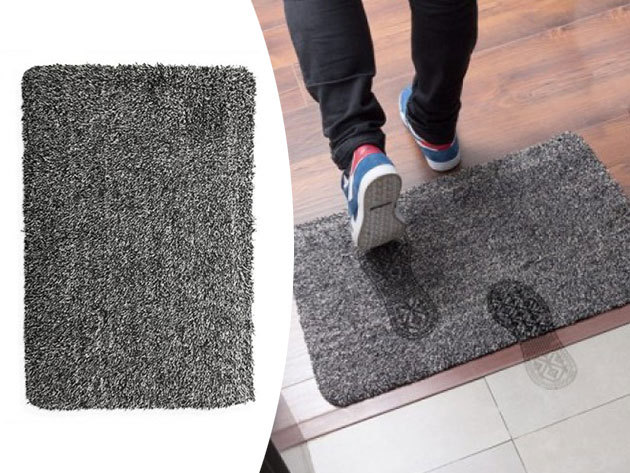 Mikroszálas 'csodalábtörlő' (70x46cm) - A Clean & Safe Mat-tal mindig makulátlan tisztaság lesz otthonodban!