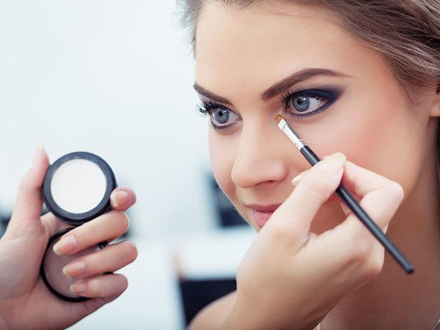 Sminktanfolyam 3 órában személyre szabva - készítsd el sminkedet az alkalomhoz illően, hogy kiemelje szépségedet
