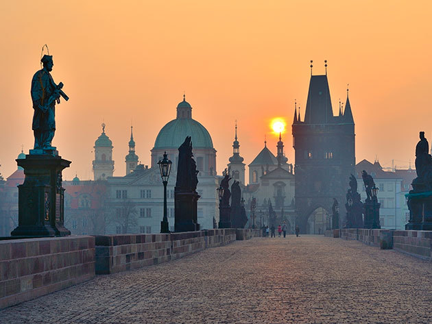 Prága - Hotel Olga***: 2, 3 vagy 4 éjszaka szállás 2 fő részére reggelis ellátással, akár december 27-ig