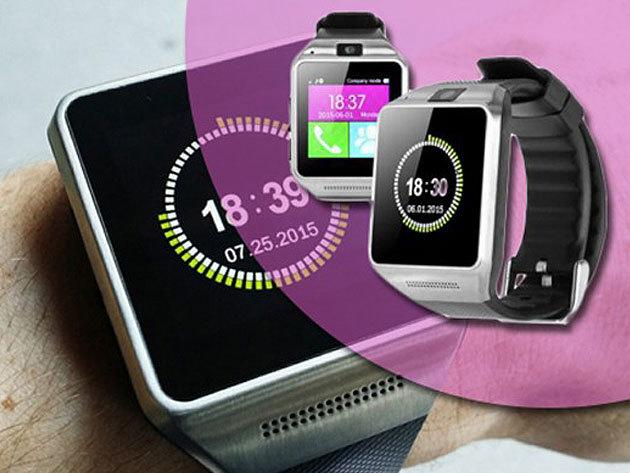 Prémium Android okosóra beépített kamerával, akár 32 Gb memóriával - független telefonként is használhatod