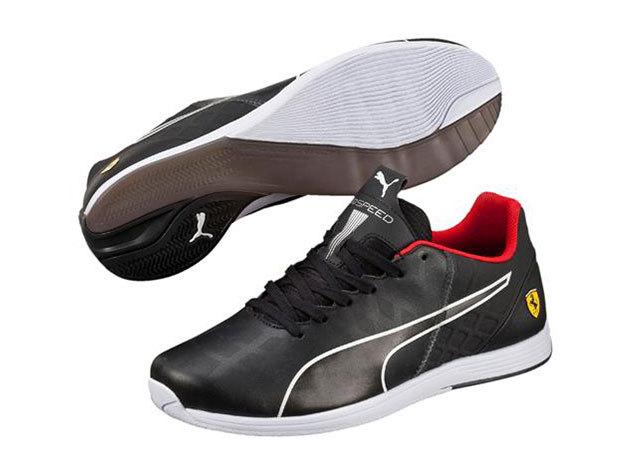 evoSPEED 1-4 SF NM, férfi utcai cipő (30568202) - fekete - 41.5
