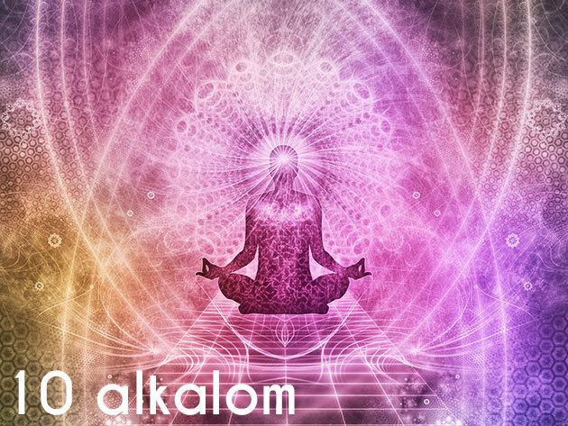 10 alkalom / Auratisztítás, kiegyensúlyozás, auradinamika helyreállítása + Körbler féle energiapálya vizsgálat és korrekció