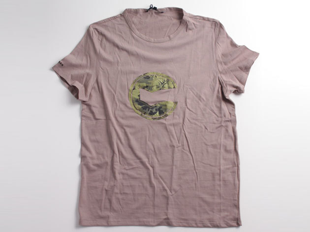 Gas Basic T-Shirt 86373 Camo L