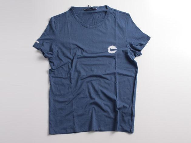 Gas Basic T-Shirt 86375 Denim L