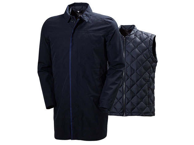 Helly Hansen ASK BUSINESS COAT NAVY L (62451_597-L)