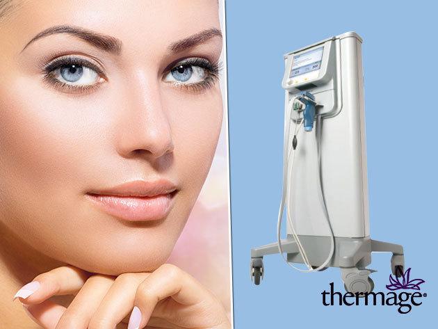 Thermage IV. arcfiatalító, bőrfeszesítő kezelés a belvárosban, szinte azonnali hatással - 1 vagy 3 alkalom, a ráncok ellen