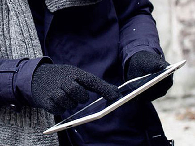 iGlove kapacitív kesztyű érintőkijelzős készülékekhez... hogy ne fázzon a kezed mobilozás közben