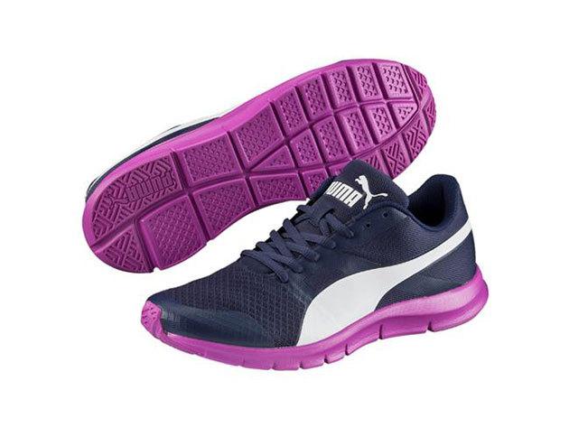 Flexracer, női sport cipő (36058005) - peacoat-white-purple cactus - 37