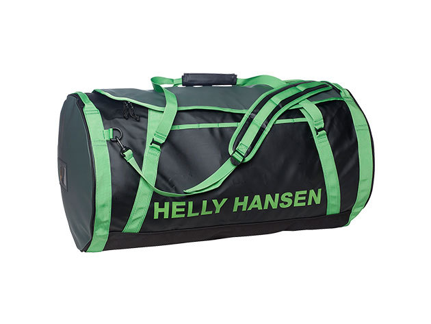 Helly Hansen HH DUFFEL BAG 2 50L BLACK / GREEN STD (68005_992-STD)