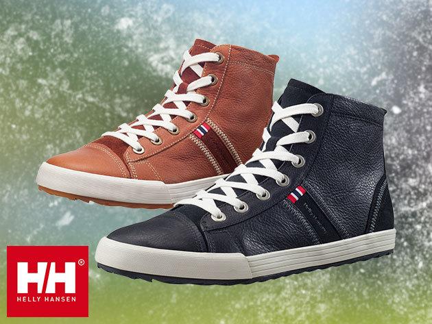 Helly Hansen FARRIMOND férfi cipők prémium bőr felsőrésszel - időjárás elleni védelmet biztosít (42-45 méret)