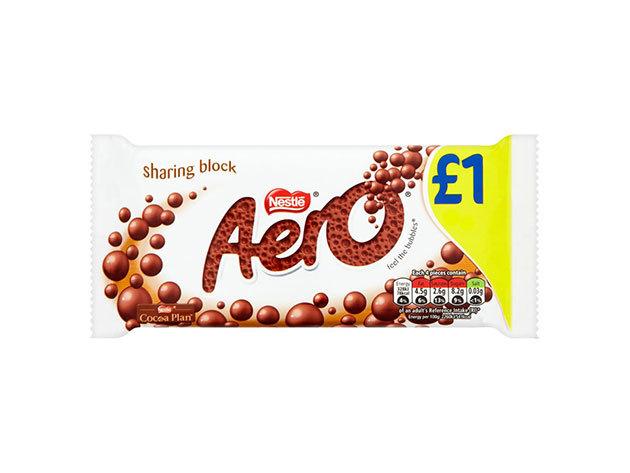 Nestlé Aero Bubbly tejcsoki 100g