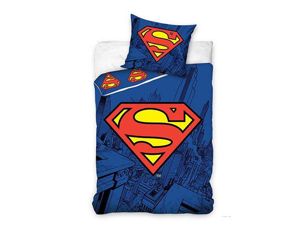 SUPERMAN mintás ágynemű
