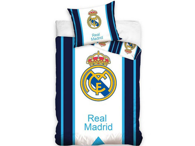 Real Madrid FC-kék ágynemű