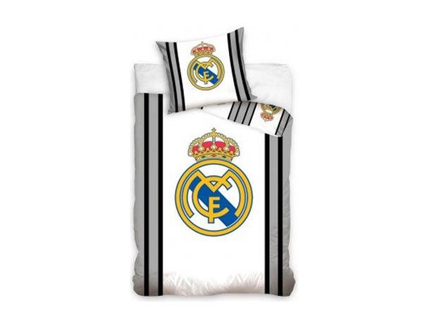 Real Madrid FC-szürke ágynemű