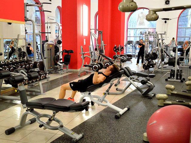 Személyi edzés (1 alkalom), mely tartalmaz: edzéstervet, táplálkozási tanácsadást, a konditermi gépek helyes használatának bemutatását