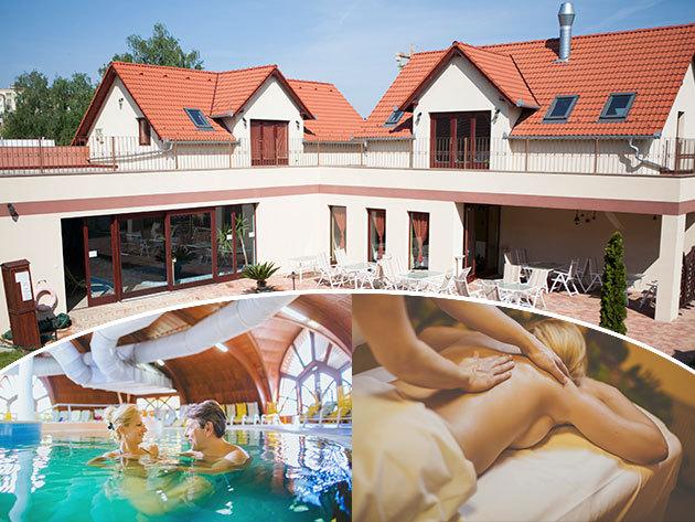 Zalakaros, Boni Családi Wellness Hotel*** - 3 nap 2 éjszaka szállás 2 fő részére félpanzióval - wellness ősztől tavaszig