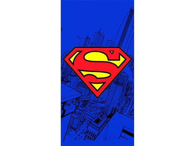 SUPERMAN törölköző