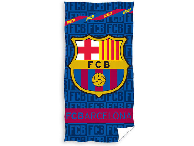 FC Barcelona törölköző