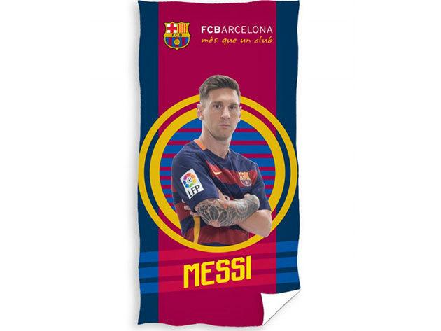 FC Barcelona - Messi törölköző