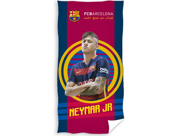 FC Barcelona - Neymar törölköző