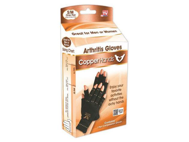 Copper Hands kesztyű
