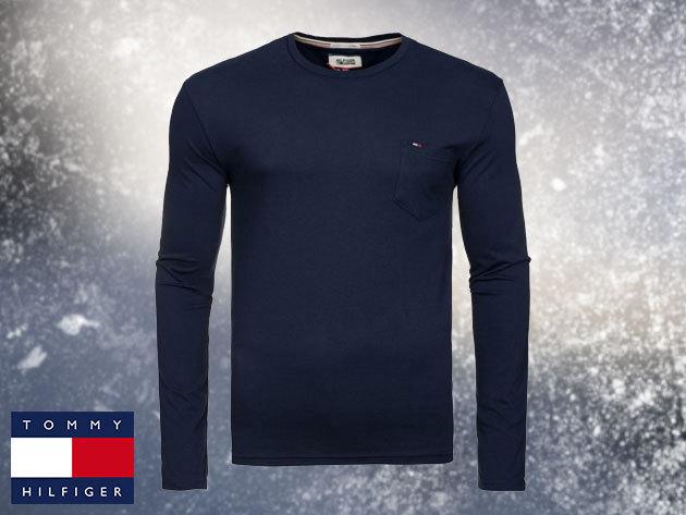 064adc2736 Tommy Hilfiger férfi pulóver 100% pamutból, M-XXL méretben